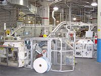 Tissue Packaging Line Upgrades