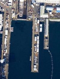 Replace Fendering System at Pier 7