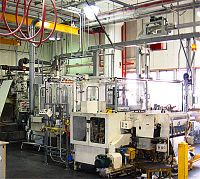 Napkin Packaging Line Installation